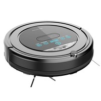 2017 new OEM design factory robot vacuum cleaner with mop with water tank