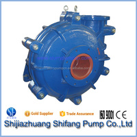 Centrifugal waste water ash Slurry Pump