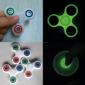 Tri-Spinner Fidget Toy EDC Focus Stress Reducer with bearing R188 spinner glow in dark