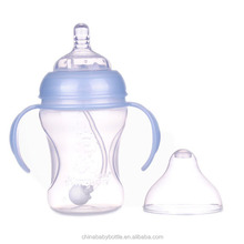 2015 best quality 8oz baby feeding bottle water kettle