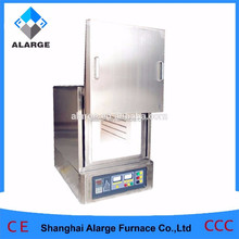 Universal testing machine High temperature muffle furnaces in laboratory