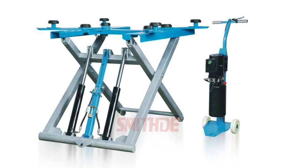 Smithde SMDPL 2016 High Quality Used Motorcycle Lifts/Portable Hydraulic Scissor Car Lift