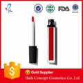 Various color lipgloss hot sell lip makeup long lasting lip gloss