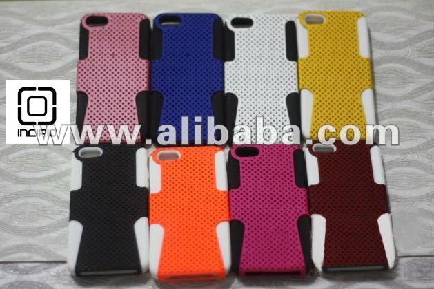 New Inci mobile phone cover pio Silicone for iPhone5 each in detail box