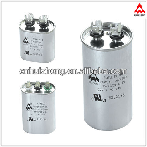 Air Conditoner Capacitor CBB65(oil)