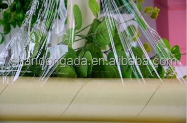 Casting packaging PVC cling film for cooking food wrapping plastic rolls