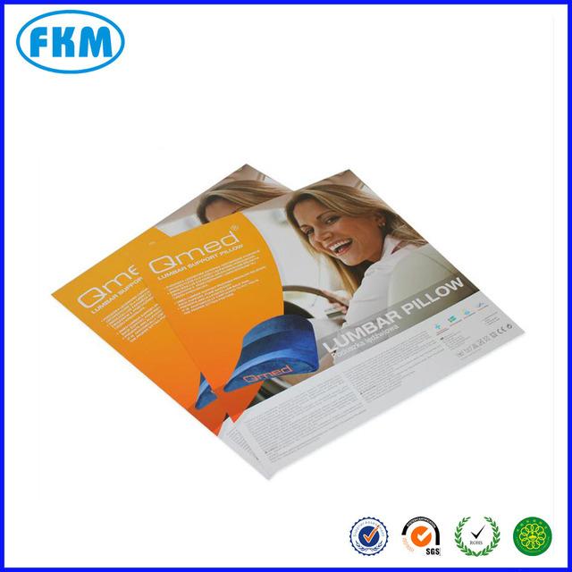 sample pamphlets for advertisement