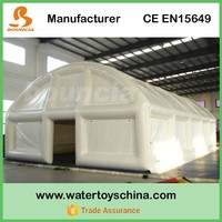 Big White Color Airtight Tent For Outdoor Activity Or Event