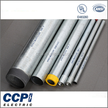 CCPI Factory Certification Approved High Quality Guarantee UL EMT 3 Conduit Manufacturer