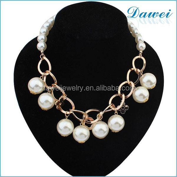 friendship freshwater pearl necklace wholesale for bridal