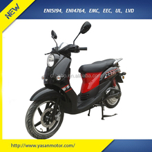 personal transportation Adult 2016 EEC electric street scooter with 1500 watts motor