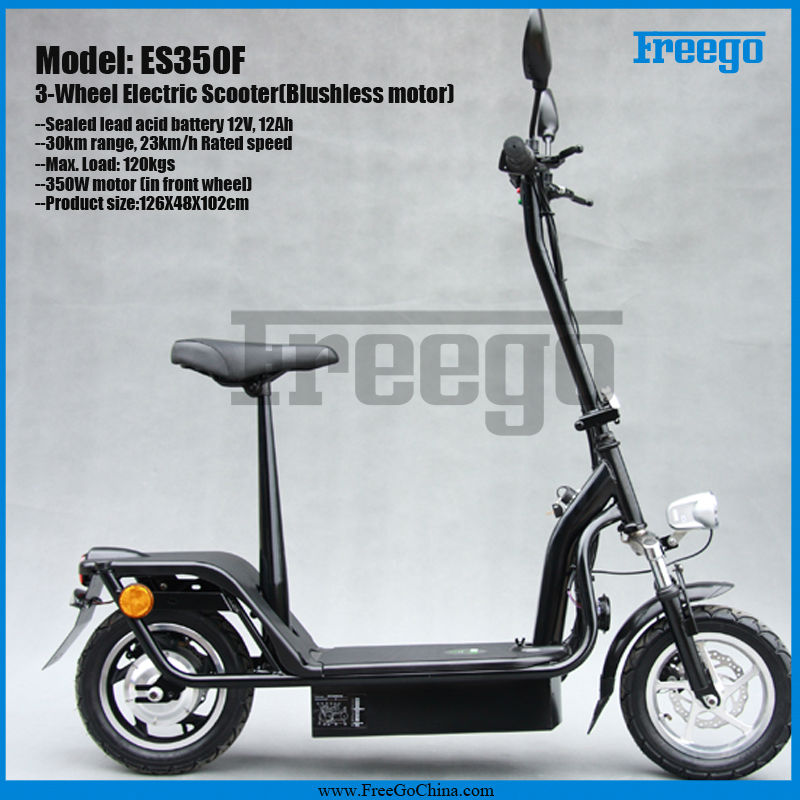 Best Selling EEC Approved 125cc scooter