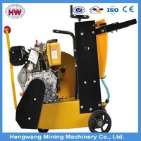 Portable concrete floor saw /road cutting saw machin with HONDA engine concrete cutting machine