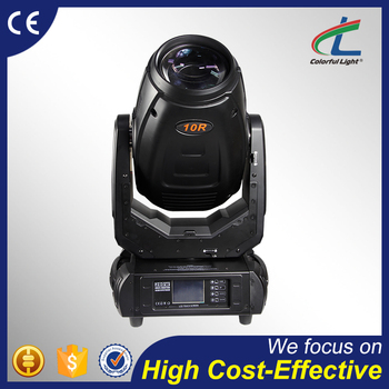 wholesale price disco stage lighting 280W sky sharpy beam spot wash 3 in 1 moving head light