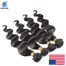 2015 new arrival on sell body wave brazilian virgin hair 3 pc lots