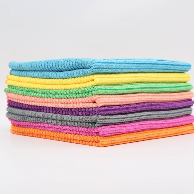 Fabric Factory China Custom 19 Car Microfiber Chamois Towel Cleaning Cloth
