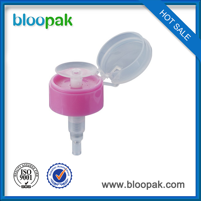 China professional manufacture nail art pump dispenser
