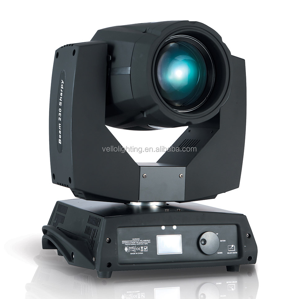 small mini 7r beam 230 moving head Noble Beam 230