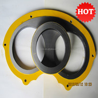 2016 China Factory Sany Truck Pump Parts /Concrete Wear Plate