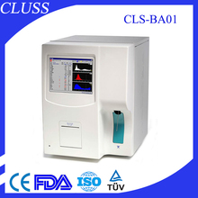 Medical lab test equipment CLS-BA01 advance function of hematology analyzer