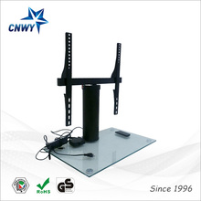 Remote control Desktop tv stand, TV table stand remote controlled