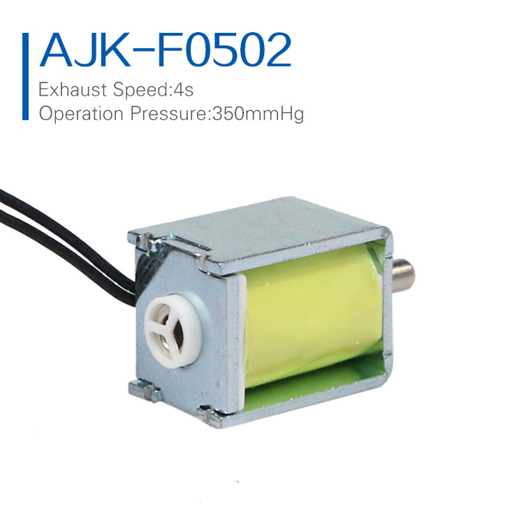 High Quality Diaphragm Small 3V 6V Normal Open 12V Solenoid Valve