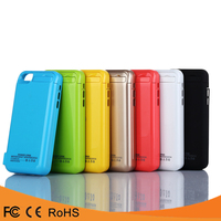 Cheap price 4200mAh external battery charger power bank cover case for iphone 5