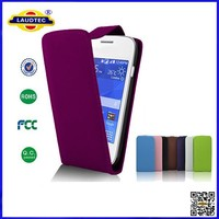 for Sumsung Galaxy Pocket 2, Best Quality Leather Flip Pouch Mobile Phone Case