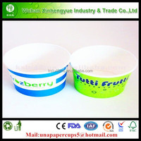 Hot Sale Design 22oz Ice Cream Freezer Bowl with Dome Lid