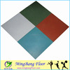 recycled reduction clearance cheap rubber gym flooring from china