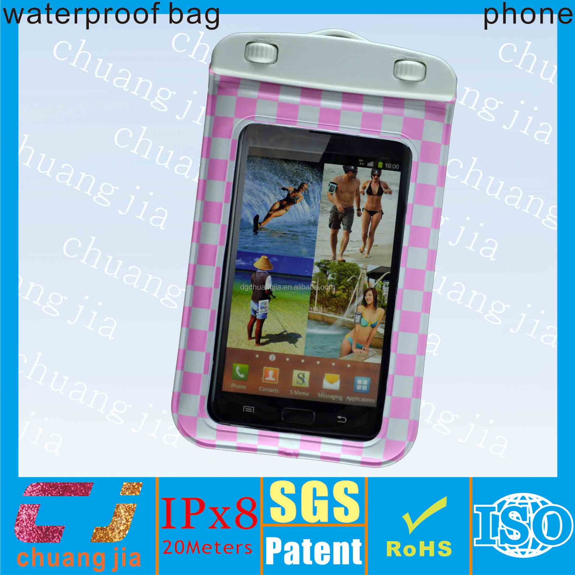 2015 phone waterproof case for samsung galaxy s4