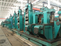 Carbon Steel ERW pipes welding machine