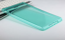 Clear TPU Case for iPad Mini Soft Back Cover 8 colors