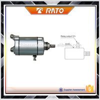 China factory wholesale motorcycle starter motor assy
