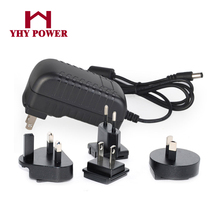 Level DOE VI CLASS 2 UL SAA GS C-TICK approved US UK AU EU plug Adaptor Ac Dc 12 Volt 0.5 Amp 6w 12v 0.5a Ac/dc Power Adapter