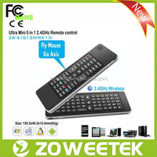 USB Tablet Arabic Keyboard with Fly Mouse for Smart TV Android TV Box