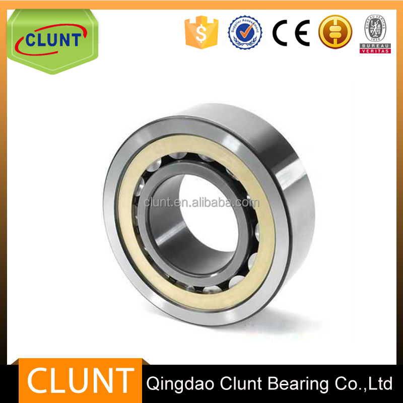 Cylindrical roller bearing NU204E from Shandong factory