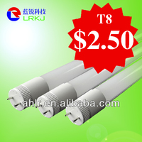 ce rohs emc certification 100-240v led fluorescent tubent tube
