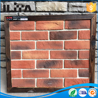 Flavor Stone thin brick interior walls TV background wall design(YLD-01050)