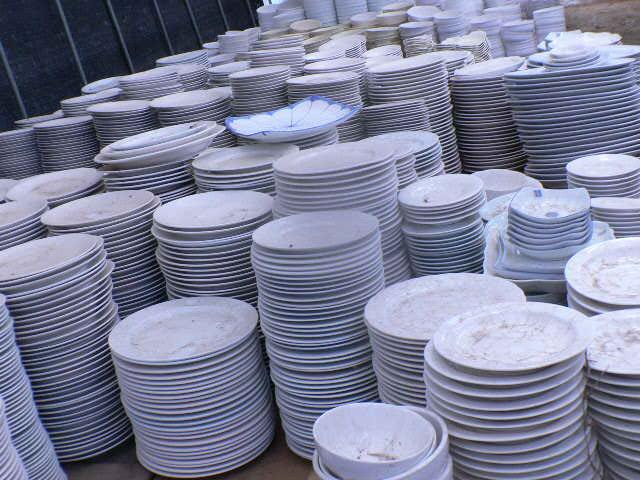 Kitchen Ceramic Ware Stock