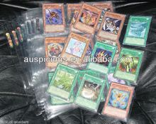 Sleeve album plastic card sleeves custom trading card sleeves