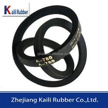 China high quality wear-resistant universal v-belt