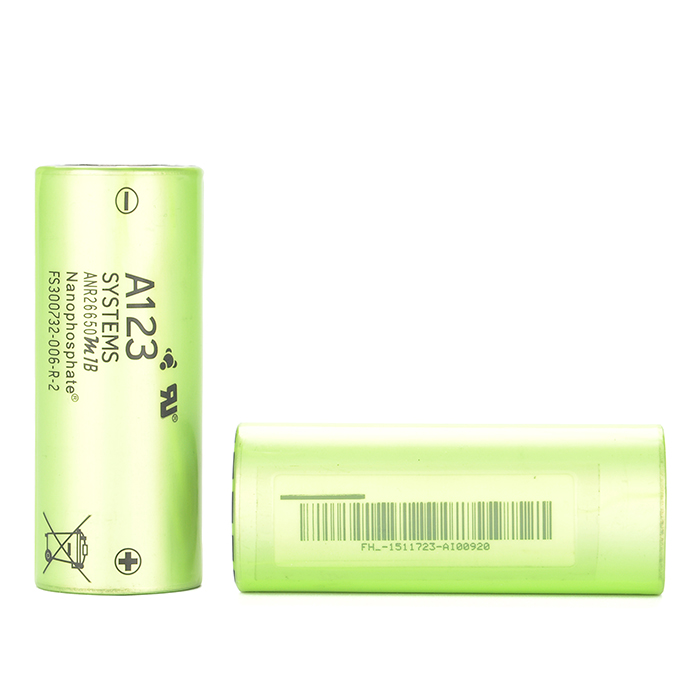 Wholesale Popular Lifepo4 A123 ANR26650 M1B 26650 3.2V 70A Battery Cell