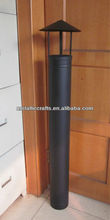 Cast Iron Free Standing FIREPLACE- steel Chimney