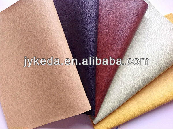 pvc leather/sofa leather/car seats leather various color