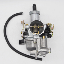 PZ30 30mm Carburetor With Power Jet Accelerating Pump for KEIHIN ATV dirt bike pit bike motorcycle Carburetor 200cc 250cc