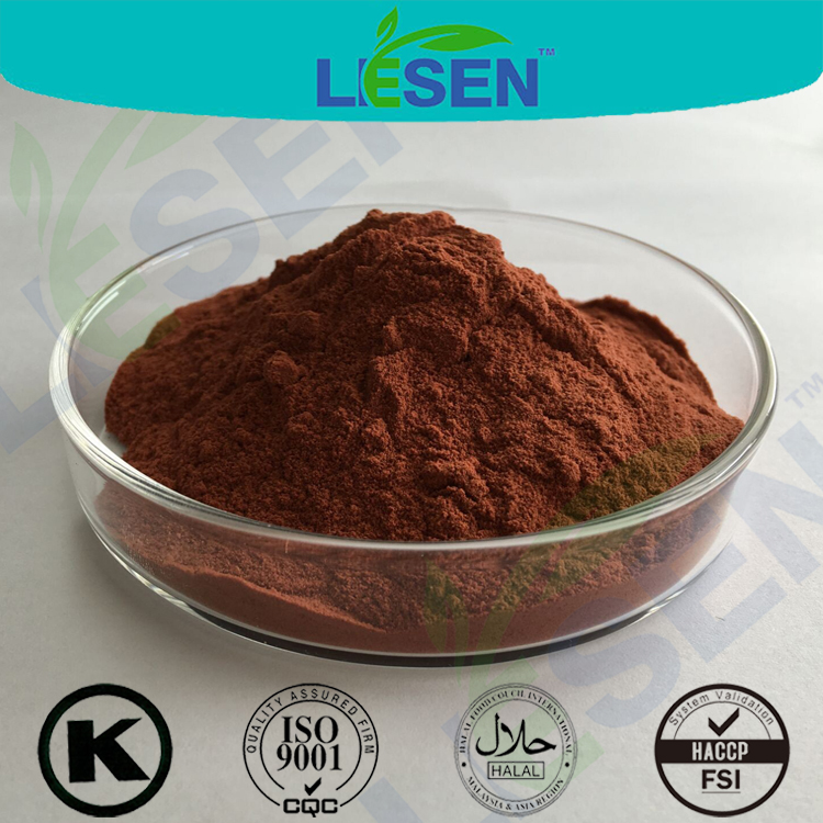 Mimosa Leaf Extract Powder