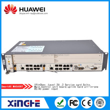 SmartAX Huawei MA5608T GEPON mini olt 2U 19 inches 110-220V AC Power iput