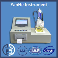 SYD-510Z-3 Automatic Solidifying Point& Pour Point Tester with Karl Fischer titration