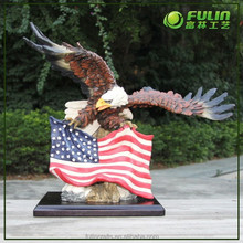 Decorative American Eagle Figurines